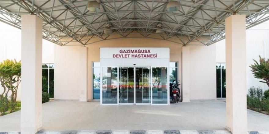 Gazimağusa Devlet Hastanesi'nde grev