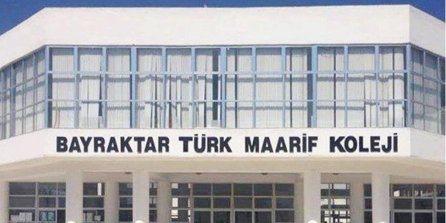 Bayraktar Türk Maarif Koleji'nin adı değiştirildi