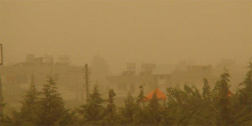 Meteorolojiden toz uyarısı...