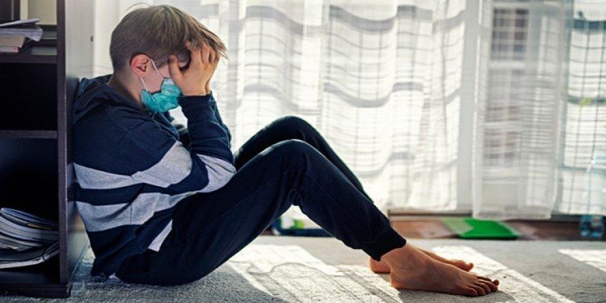 Çocuklarda depresyona neden oluyor