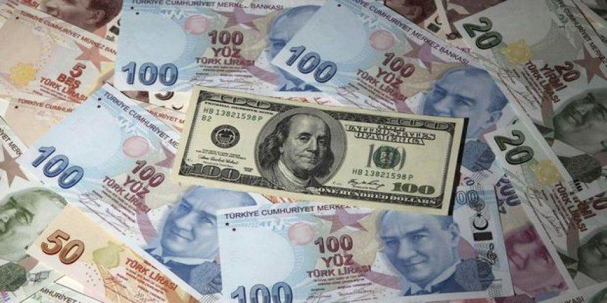 Dolar/TL enflasyon raporu sonrası geriledi