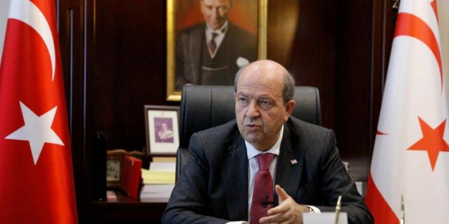 """""""Rum Yönetimi; KKTC, Kıbrıs Türk halkı, şahsıma yönelik operasyon başlattı"""""""