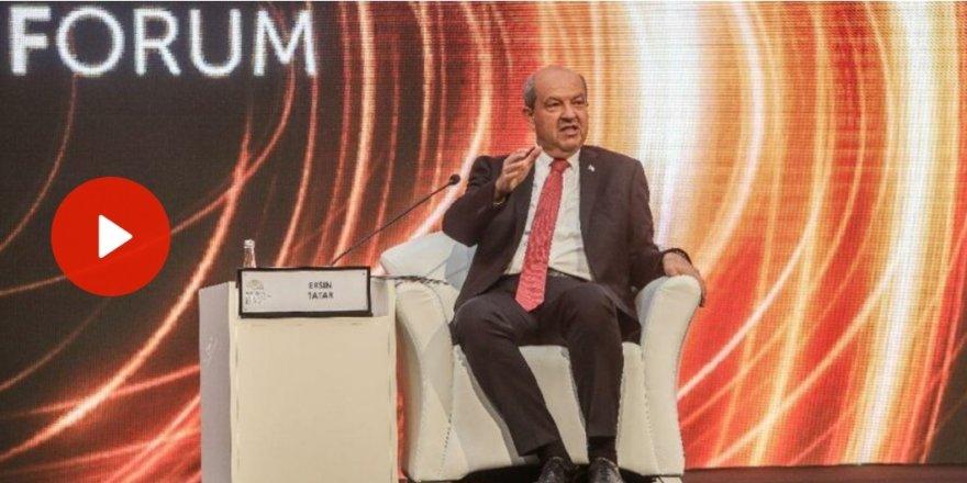 Cumhurbaşkanı Tatar: Federasyon defteri kapandı