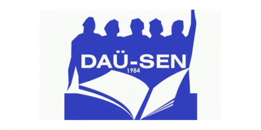 DAÜ-SEN: Yüz yüze eğitime için ülkeye gelecek uluslararası öğrencileri de aşılamamız gerekiyor