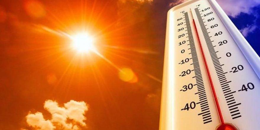 Hava sıcaklığı 40-43 derece dolaylarında olacak