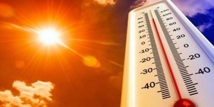 Hava sıcaklıkları bugünden itibaren daha da artıyor...