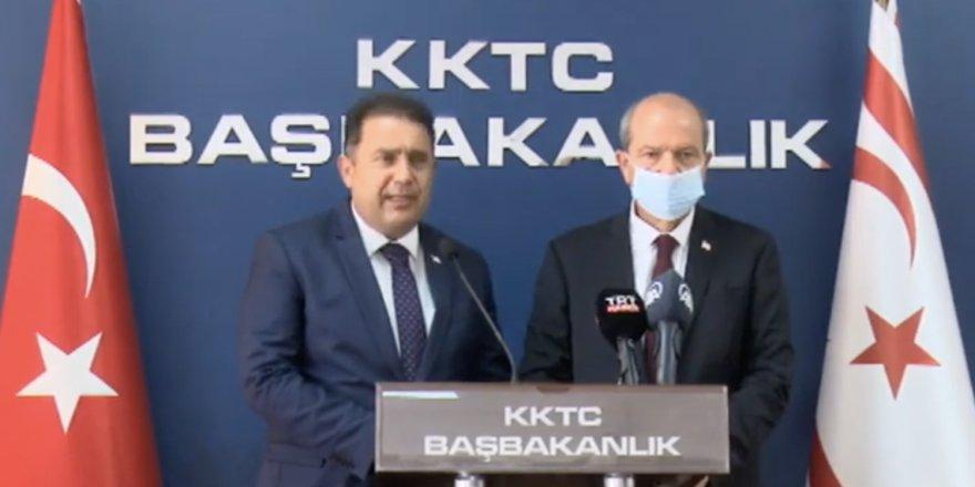Cumhurbaşkanı Tatar: Pandemi iyi yönetiliyor. Dünyaya göre, aşılamada artış var