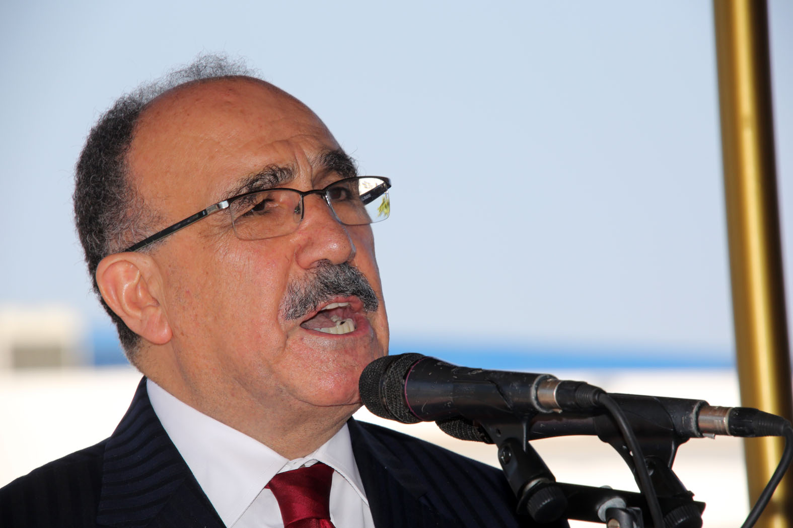 TC BAŞBAKAN YARDIMCISI ATALAY DR. FAZIL BULVARI'NDAKİ TÖRENDE KONUŞTU