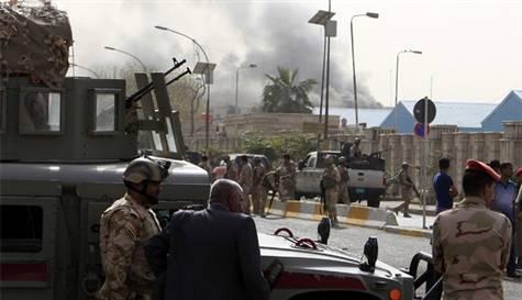 IRAK'IN KERKÜK KENTİNDE BOMBALI SALDIRI