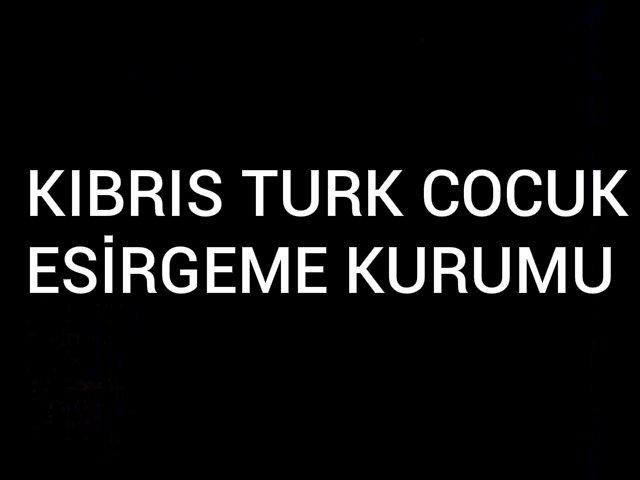 KIBRIS TÜRK ÇOCUK ESİRGEME KURUMU FİTRE KABUL EDİYOR