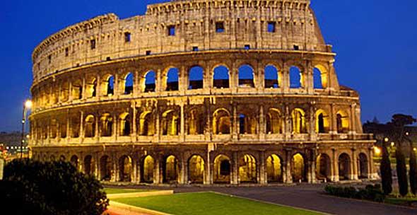 ROMA'DA SIRA DIŞI ÖNLEM