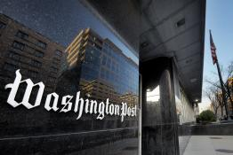 WASHINGTON POST SATILIYOR