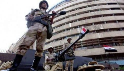MISIR'DA ORDUNUN YÖNETİME EL KOYMASI