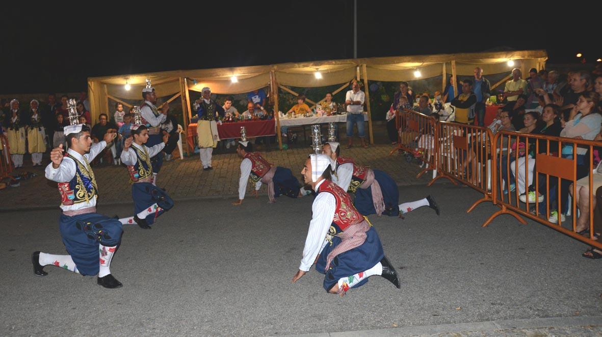 FOLK-DER, PORTEKİZ'DE FESTİVALE KATILDI