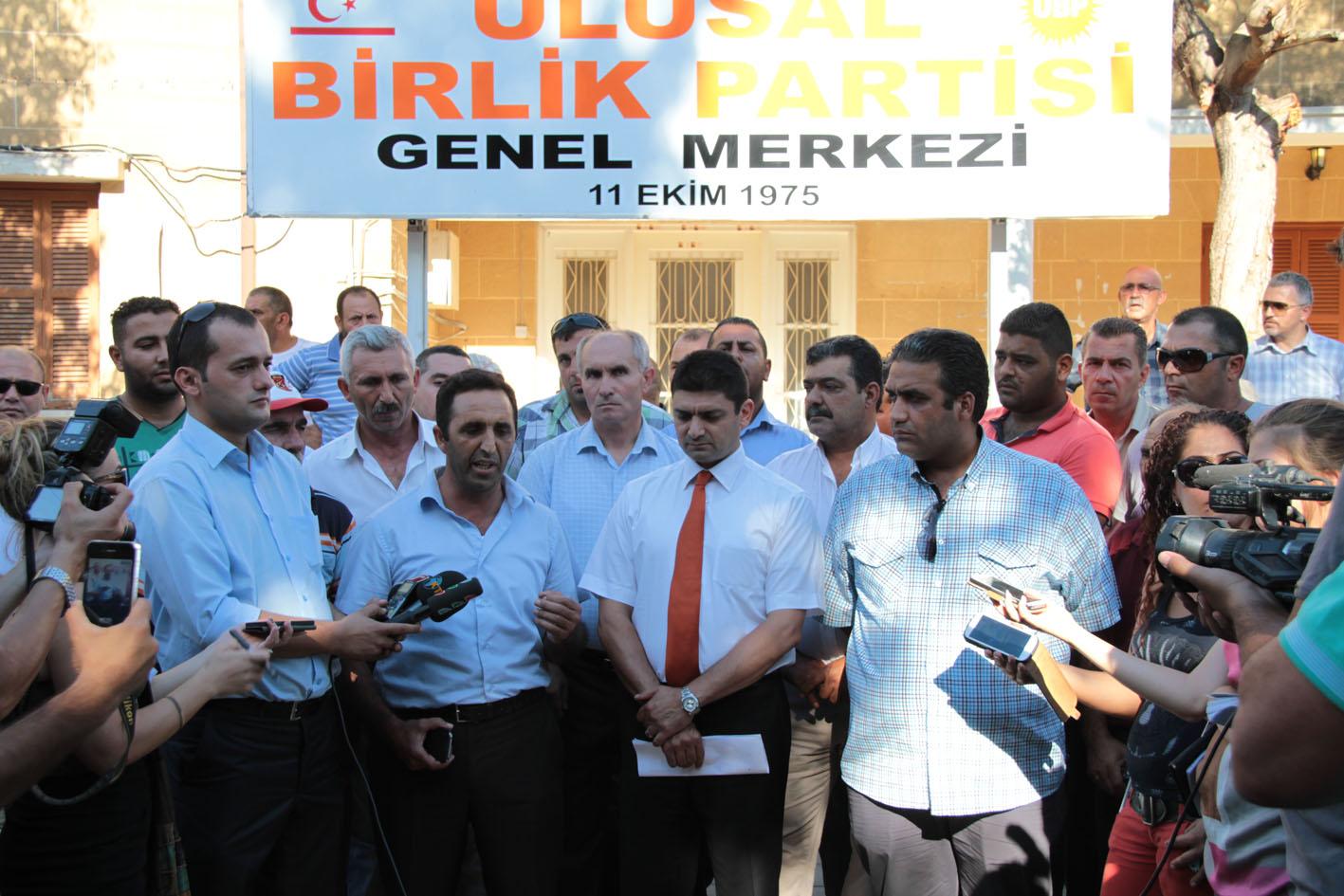 """KÜÇÜK GENEL BAŞKANLIK EHLİYETİNİ KAYBETTİ"""