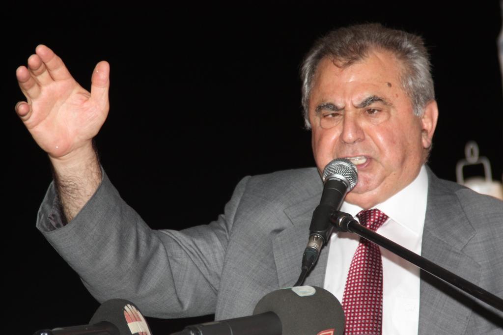 """""""ÜLKEYİ, EKONOMİYİ KAOSA SÜRÜKLEMEYECEK..."""""""
