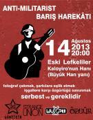 """ANTİ-MİLİTARİST BARIŞ HAREKÂTI"""