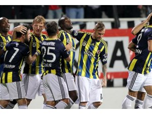 Kalpler Fenerbahçe için atıyor