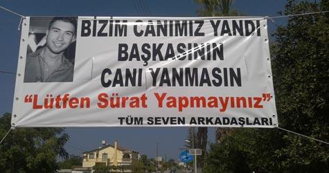 'SENİ UNUTMAYACAĞIZ'