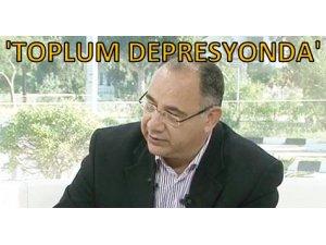 """""""BUNALIM TOPLUMU OLDUK"""""""