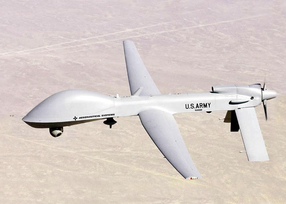 ABD UAV'LARI EGE'DE DEVRİYE GEZECEK...