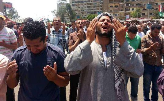 MISIR'DA DARBE KARŞITLARINA YÖNELİK KATLİAM