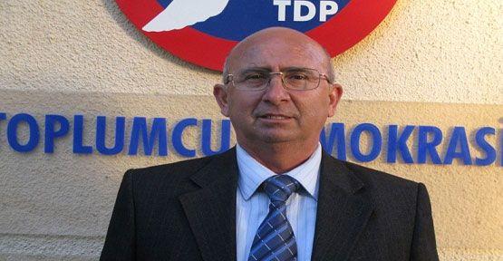 TDP'DEN RESMİ AÇIKLAMA GELDİ