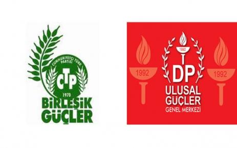 CTP-BG İLE DP-UG GÖRÜŞMESİ TAMAMLANDI