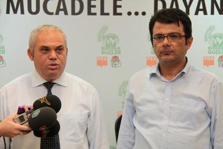 CTP-BG PARTİ MECLİSİ SONA ERDİ