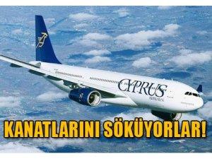 Cyprus Airways Yolun Sonuna Geldi!