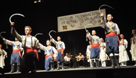 HASDER İSPANYA'DA FESTİVALE KATILDI
