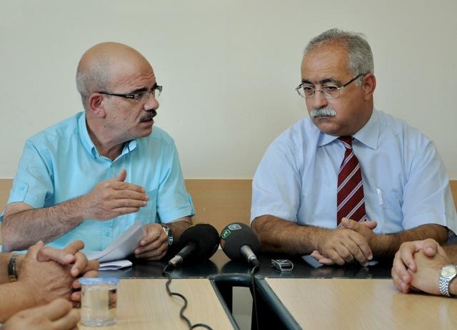 BKP BES'İ ZİYARET ETTİ