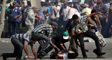 MISIR'DA ÇATIŞMA: 1 ÖLÜ