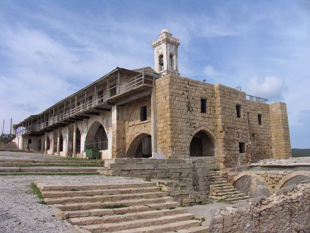 APOSTOLOS ANDREAS MANASTIRI'NIN RESTORASYONU