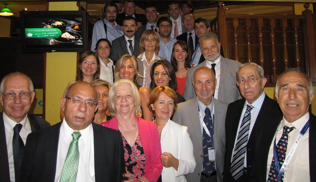 PROF.DR. ATALAR, PARİS'TE  KONFERANSA KATILDI
