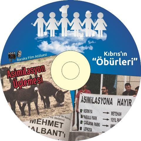 """""""KIBRIS'IN ÖBÜRLERİ""""  BELGESELİN DVD'Sİ ÇIKTI"""
