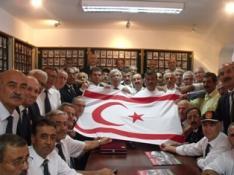 TC GAZİLER HEYETİ ŞEHİT AİLELERİ DERNEĞİ'Nİ ZİYARET ETTİ