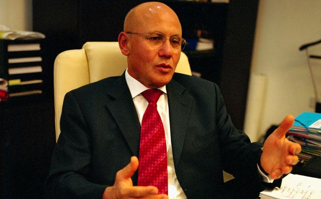 """""""TALAT GÜNDEMİ DEĞERLENDİRDİ"""