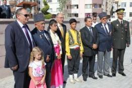 DÜRÜST, BOLU'DA GAZİLER GÜNÜ ETKİNLİKLERİNE KATILDI