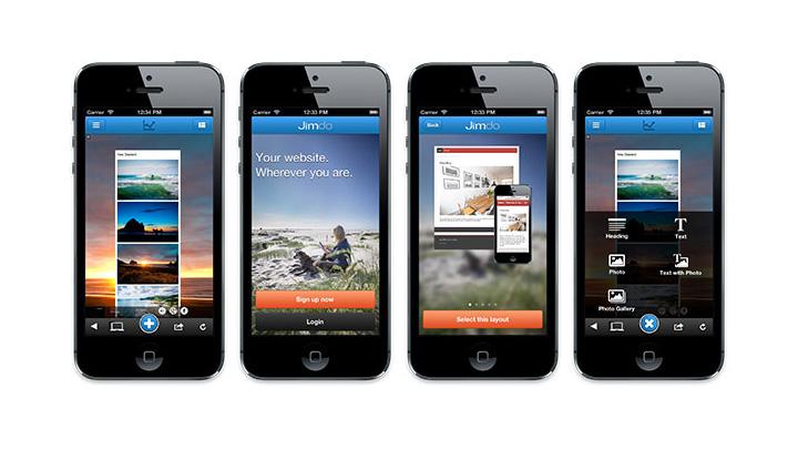 WEB SİTENİZİ İPHONE'DA TASARLAYIN