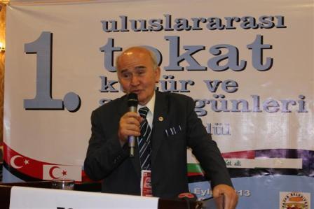 """""""1. ULUSLARARASI TOKAT KÜLTÜR SANAT GÜNLERİ"""""""