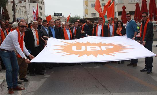UBP PARTİ MECLİSİ TOPLANIYOR