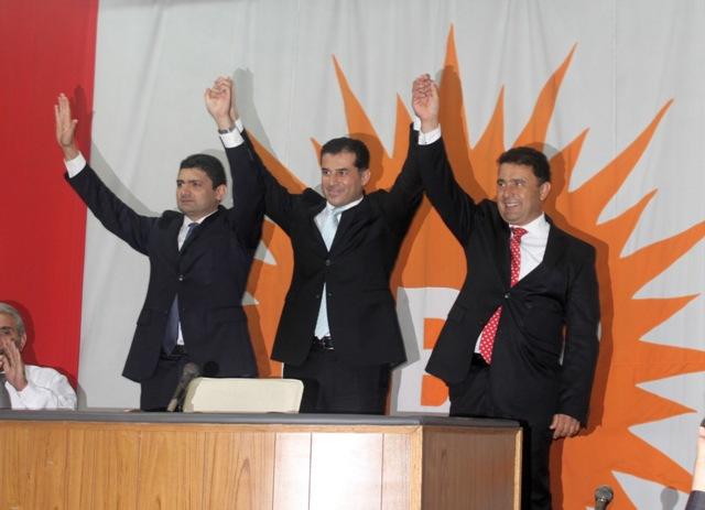 UBP, YENİ GENEL SEKRETERİ SUNAT ATUN