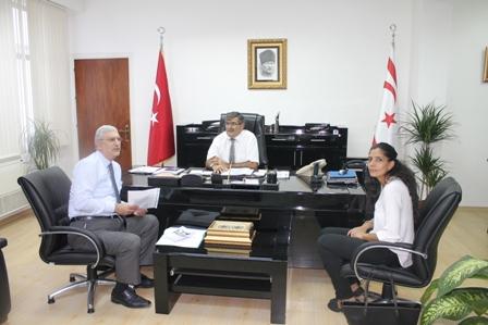 KAŞİF, TRAFİK KAZALARINI ÖNLEME DERNEĞİ'Nİ KABUL ETTİ