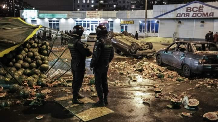 RUSYA'DA İNANILMAZ KURBAN KOMPLOSU