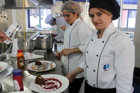 ''EKMEK VE PASTACILIK EĞİTİMLERİ DE VERİLECEK''