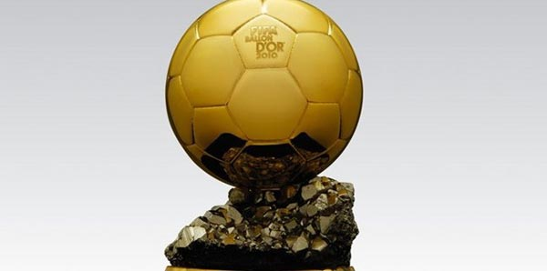 BALLON D'OR ADAYLARI