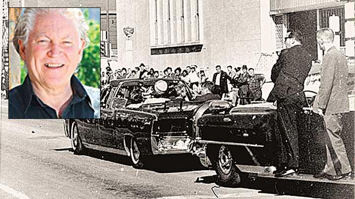 JFK'YI ÖLDÜREN AMERİKAN AJANI!
