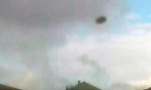 'İNCİRLİK ÜSSÜ'NDE UFO GÖRÜNTÜLENDİ'