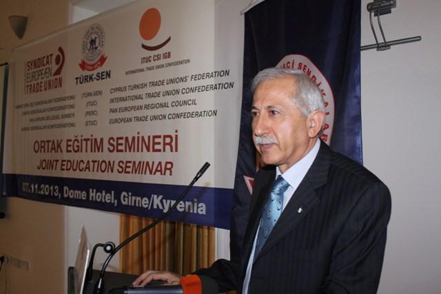 """""""KTHY ÇALIŞANLARININ ALACAKLARI 2014'TE ÖDENEBİLECEK"""""""